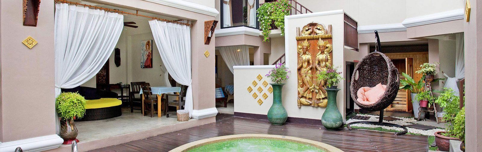 Luxury holiday villa for rent in Jomtien Pattaya