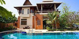 Pattaya Villa Rentals